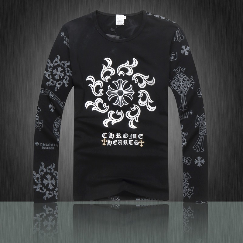 t-shirt  chrome hearts homme