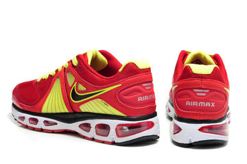 acheter discount nike air max 2010 scarpe net basket red yellow donna uomo