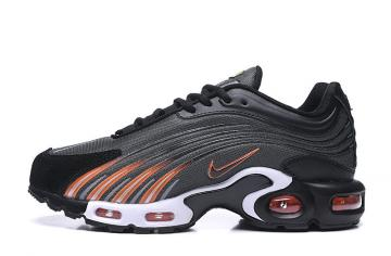 acheter nike air max plus tn3 requin uomo stripe gray orange