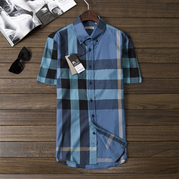 burberry chemise uomo 2018N maniche lunghe coton 2312 vert,chemise burberry  donna ebay 38.50EUR, burberry coton chemises plaid a rayures vert 07e07584a21