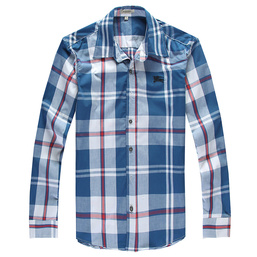 29.90EUR, chemise burberry uomo coton 2018N new style bby003 bulgaria d32f015f793
