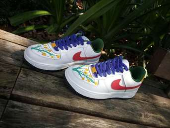 nike air force 1 donna uomo low love