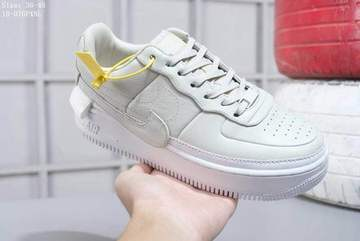nike air force1 af1 donna uomo white