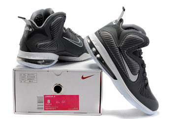 pas cher nike air lebron james 9 chaussures new gris sport,pas cher nike max air basketball