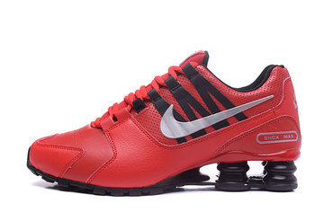 nike shox avenue 4 zoom best sneaker red face