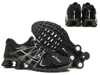 cheap nike shox agent rivaly pas cher noir man shoes