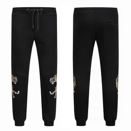 philipp plein pants  luxe trousers  tiger