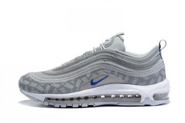 best sneakers bf197 e4b1a 62.00EUR, achat man nike air max 97 ultra log just do it gray