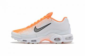 basket nike air max plus tn ultra half orange von [nike air