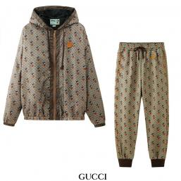 gucci man Tracksuit cotton mickey mouse hoodie