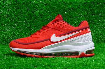 nike air max 91 classi red white