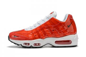 nike air max by christian 95 women man og ultra red 36-46