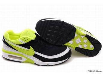 nike air max bw chaussures de course light noir