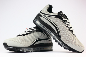 nike air max deluxe pas cher 1999 gray black
