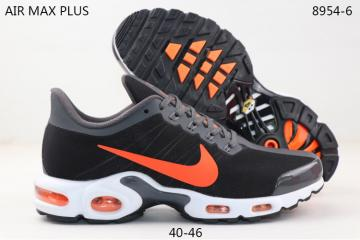 nike air max tn plus garcon pegasus turbo black orange
