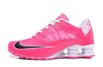 nike air shox pas cher 808 r4 basketball shoes pink