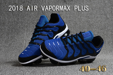 nike air vapormax plus pas cher blue white
