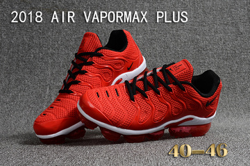 nike air vapormax plus pas cher fire red