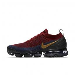 nike air vapormax run utility red gold