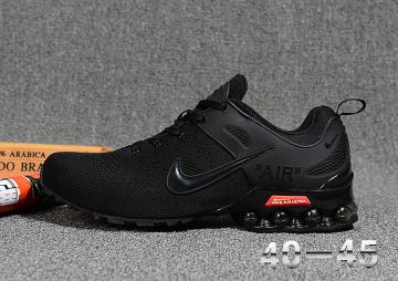 nike nz shox promo ultra black