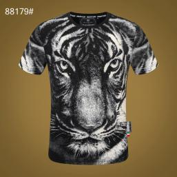 philipp plein t shirt limited edition tiger all