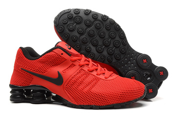 shoes nike shox current model r5 size 40-46 big red