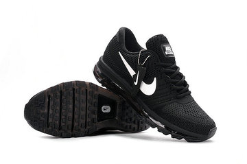 sale retailer 3b64b 2b247 ... 54.50eur shoes nike air max 2017 man jogging classic noir blance
