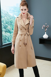 trench burberry pas cher england long windbreaker apricot