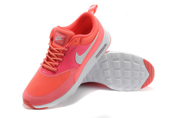 donna nike air max thea baskets run gril color