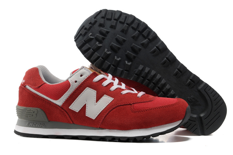 2018N new balance sport new style men women shoes usa ml574ua red