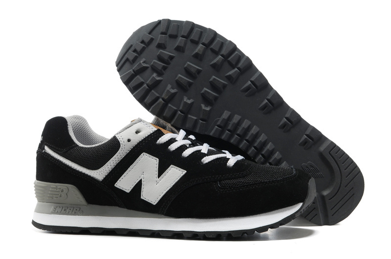 2018N new balance sport new style men women shoes usa ml574uc black