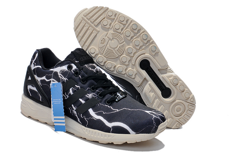 2018N adidas zx flux graphic job homme noir blanc xs,chaussures adidas chile foot locker