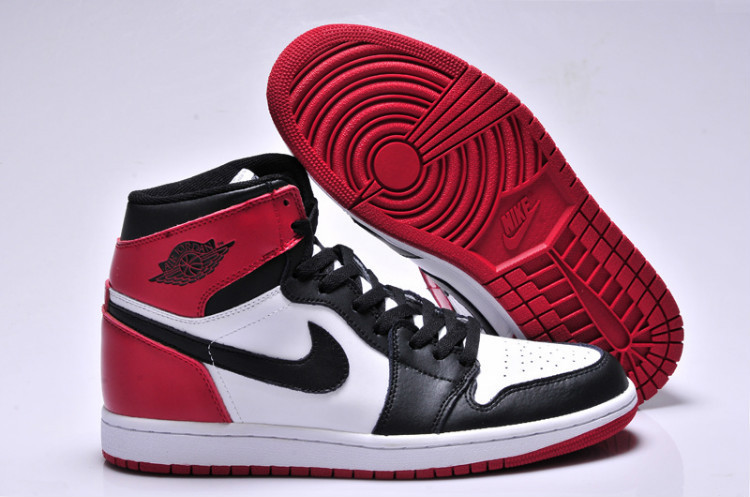 air jordan 1 noir rouge blanc