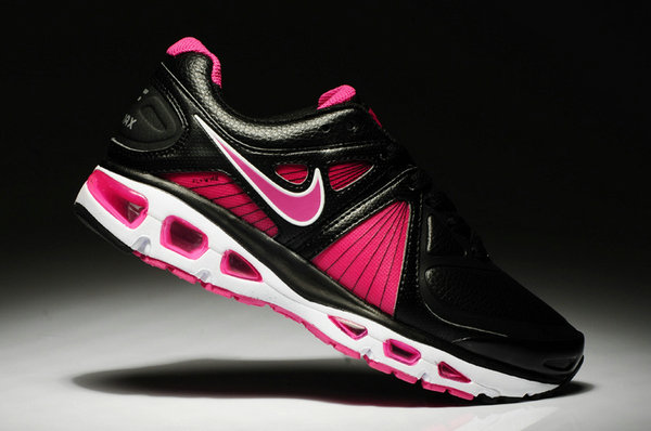 acheter discount nike air max 2010 shoes cuir noir soldes rose size 36-39