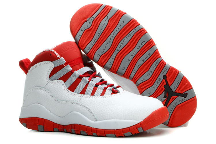 air jordan 10 x retro 2018N donna mode jogging discount rouge blanc