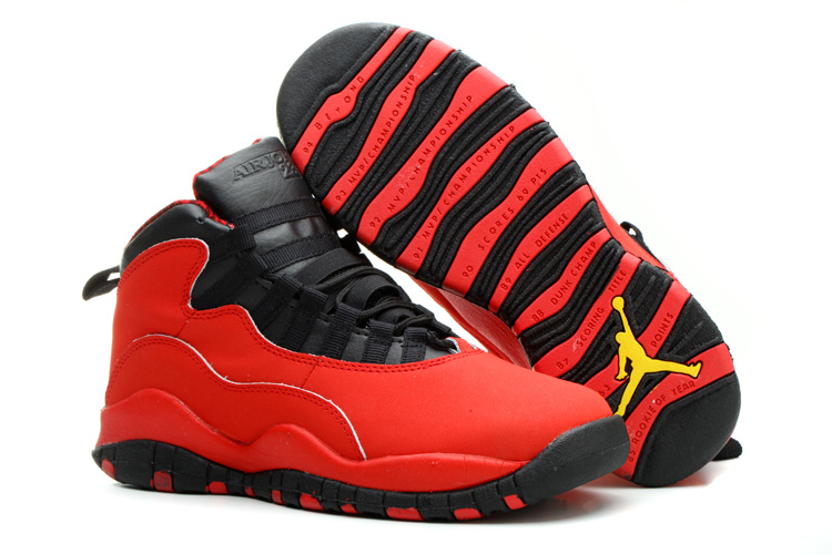 air jordan 10 x retro 2018N femme mode jogging discount rouge noir