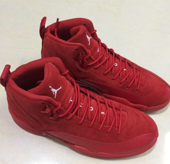 air jordan 12 all-star shoes ovo red exclusive color