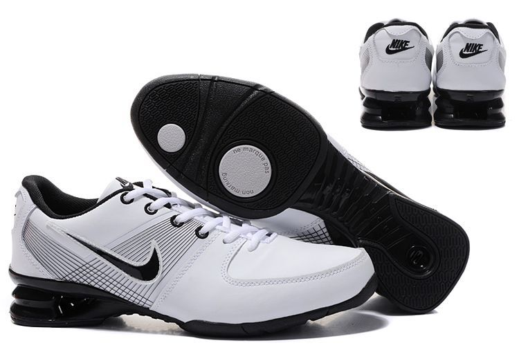 brand new 2396f 59d26 basket shox rivalry 2 noir blanc,shox r3 uomo
