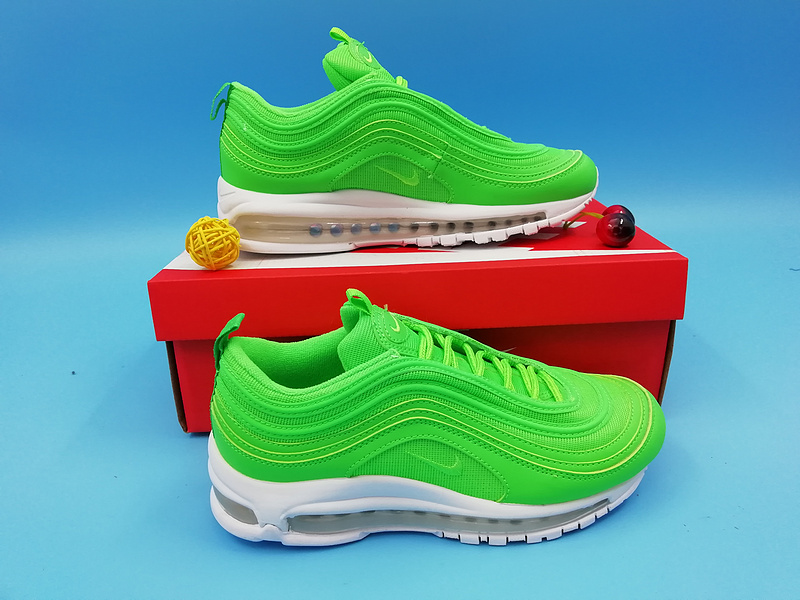 marque nike air max 97 donna promo light vert von [nike air