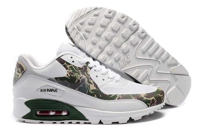 nike air max 90 shoes 2018N populaire femmes militaire vert