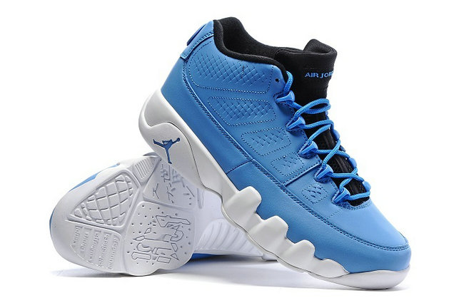 nike air jordan 9 retro 2016 blue top