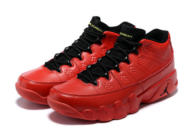nike air jordan 9 retro 2016 red all