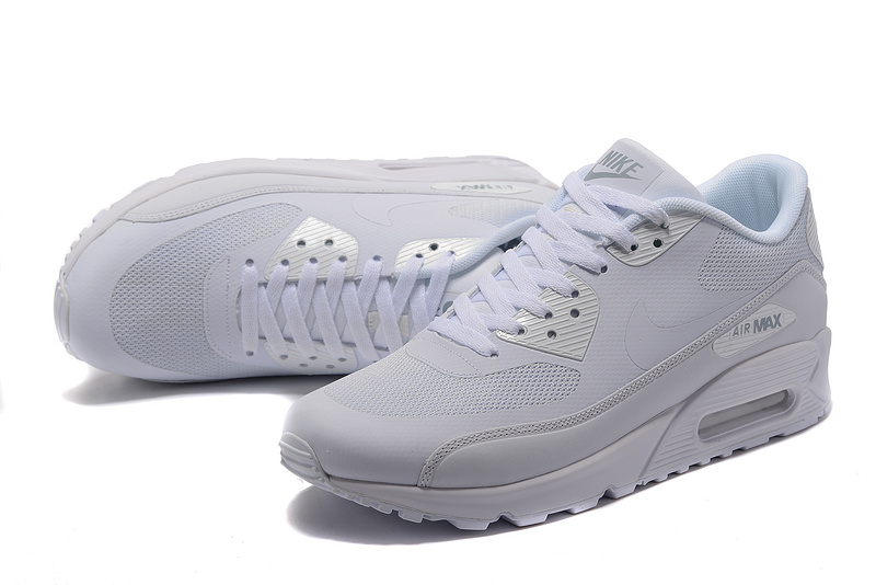 air max 90 white uomo