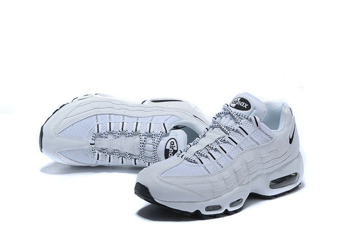 Uomo Running Face Nike Scarpe Vonnike Studio95 Air 95 Max White wm80NOvn