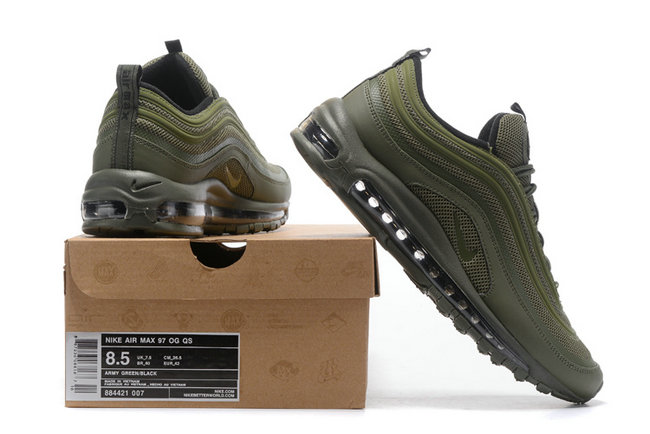 nike air max 97 og qs army green