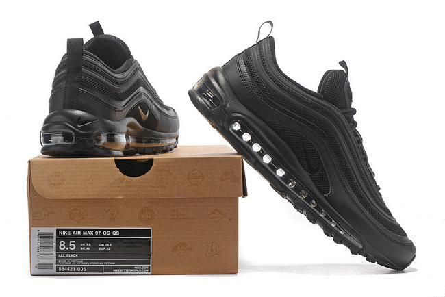nike air max 97 og qs black air