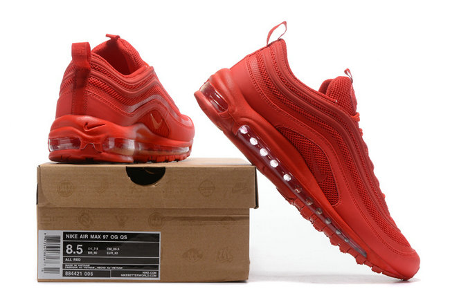 nike air max 97 og qs flag red
