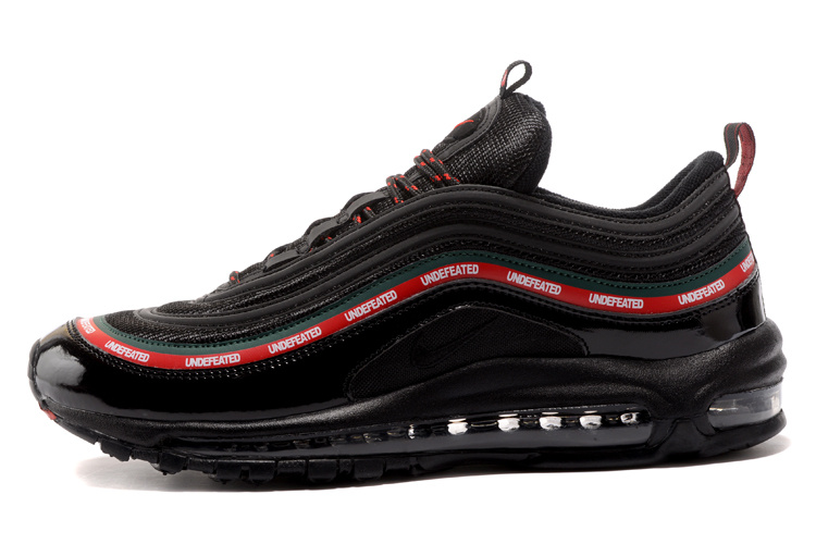 nike air max 97 og uomo undefeated black