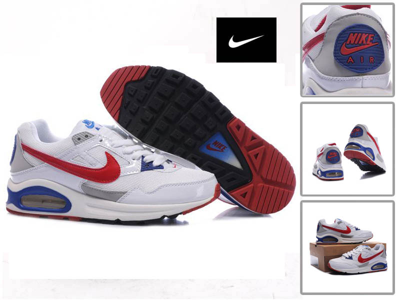 low priced ea8d3 89309 buon mercato nike air max skyline red mark-white