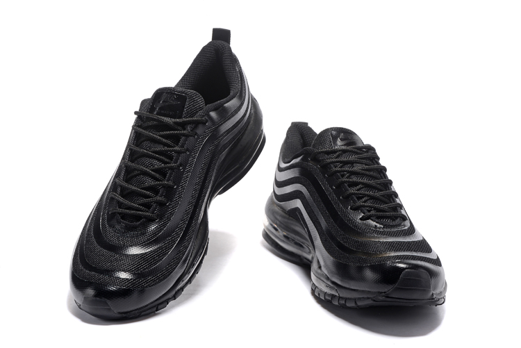 nike basket air max 97 shoe 17 gs black
